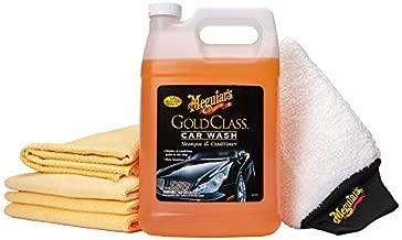 Meguiar's G55164 Gold Class Car Wash Kit