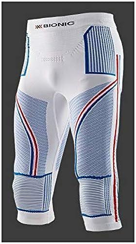 X-Bionic T-Shirt de Ski on Patriot ACC Evo UW M Leggings