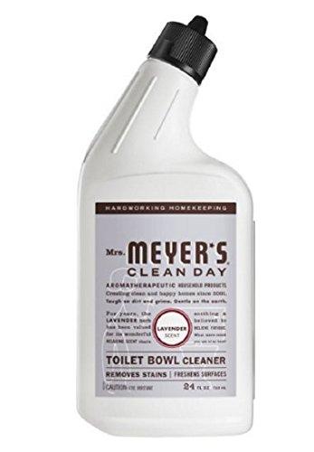 Mrs. Meyer's Clean Day Toilet Bowl Cleaner, Lavender 24 fl oz (710 ml),1 pk