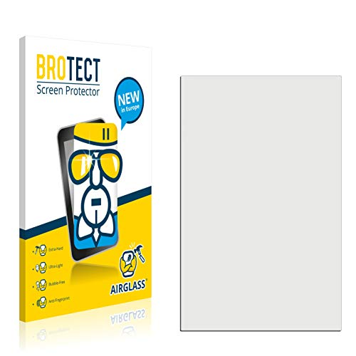 BROTECT Protector Pantalla Cristal Compatible con Panasonic Toughbook T1 Protector Pantalla Vidrio Dureza 9H AirGlass