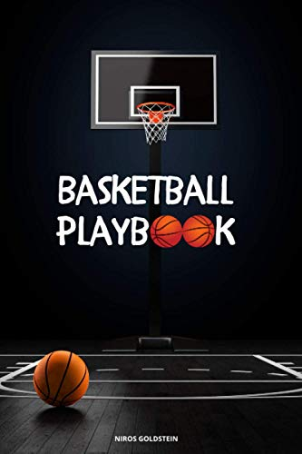 Basketball Playbook: Perfect for drawing game plan | Blank Basketball Notebook | Unique design with players silhouette | 140 Pages to make basketball plans