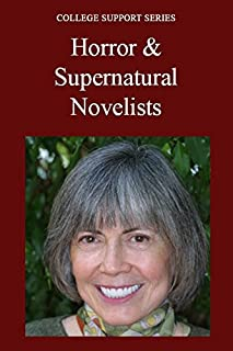 Horror and Supernatural Novelists (College Support Series) (English Edition)