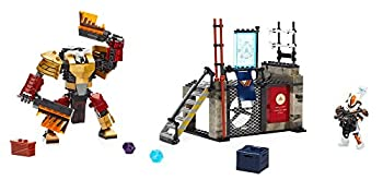 Mega Bloks Mega Construx Destiny Cabal Bruiser Battle Building Set  1 Piece