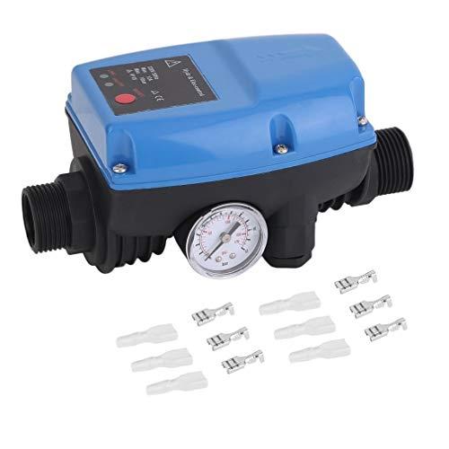 DONDOW SKD-5 Bomba de agua electrónicos de la presión de control automático de presión Profesional interruptor de control con manómetro