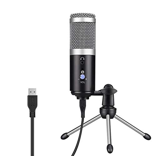 Mikrofon, USB-Soundkarte singen Handy dedizierte Live-Übertragung Ausrüstung Anker Mikrofon Netzklasse Aufnahme Desktop-Computer