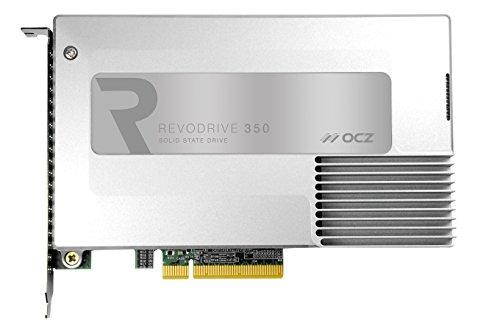 OCZ RVD350-FHPX28-960G RevoDrive interne SSD 960GB (6,4 cm (2,5 Zoll), PCI Express Gen. 2.0 x8, MLC) silber