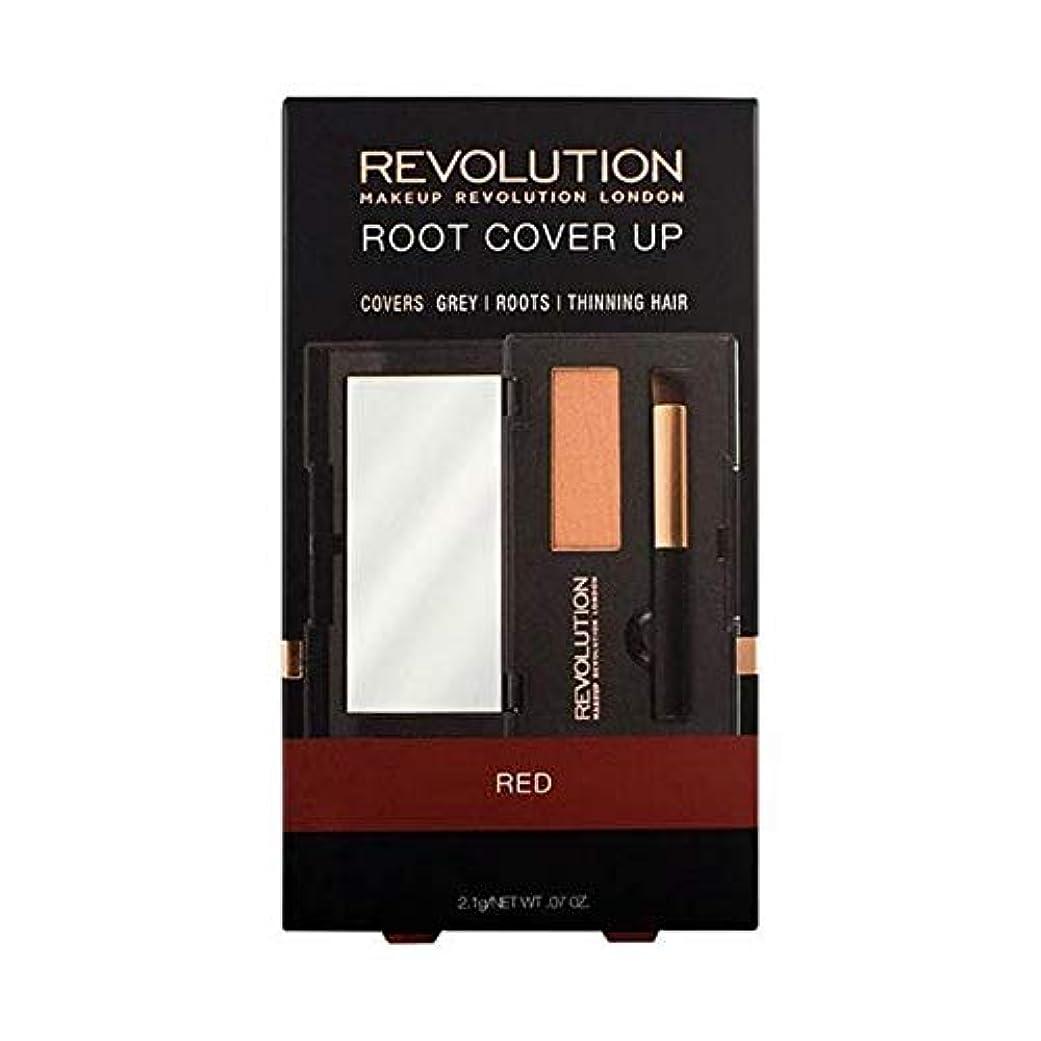 警官確立しますマーガレットミッチェル[Hair Revolution ] 赤い髪革命のルートカバーアップ - Hair Revolution Root Cover Up Red [並行輸入品]
