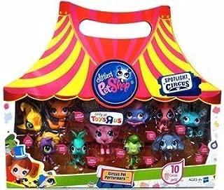 Hasbro Littlest Pet Shop Circus Pet Collection