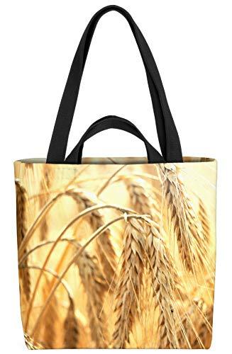 VOID Céréales de blé Sac Shopping 33x33x14cm,15l Shopper Bag Cabas