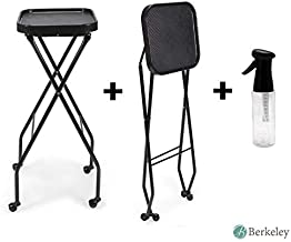 pedicure tray setup