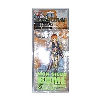 Dead or Alive KASUMI Figure Mon-sieur BOME COLLECTION  Black ver  Sega