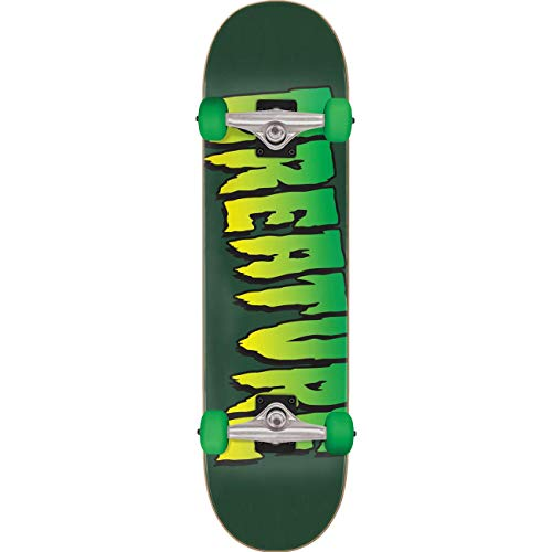 Creature Factory Skateboard Logo Full Sk8 Multi 20,3 cm