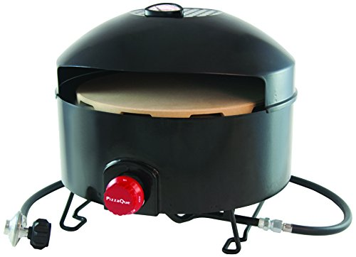 Pizzacraft PC6500 PizzaQue Portable Outdoor Pizza Oven & (Pizza Oven) Leg Kit