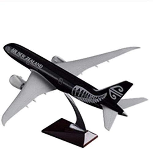 43cm Resina Boeing 787 New Zealand Airlines Modelo Air New Zealand Avión Modelo...