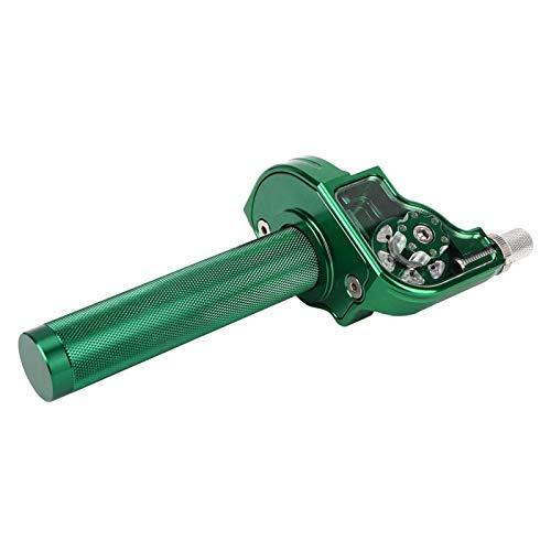 Mxzzand Puños de Manillar Práctico puño Giratorio antichoque del Acelerador para Scooters para electromóviles para triciclos para Bicicletas eléctricas