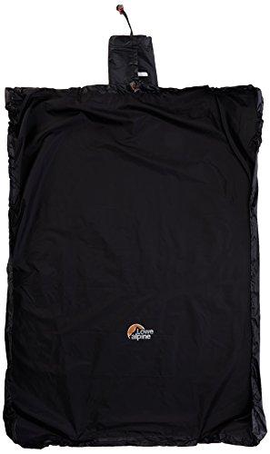 Lowe Alpine Rain Cover - Cubremochila, color negro, talla S