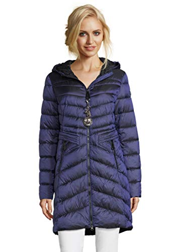 Betty Barclay Damen 4323/9509 Jacke, Blau (Evening Blue 8339), (Herstellergröße: 42)