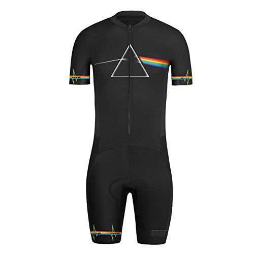 UGLY FROG MUEN17 Nuovi Uomini Traspirante Primavera Autunno A Maniche Corta Ciclismo Body Skinsuit All'aperto Sportswear Abbigliamento Triathlon