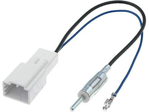 Adaptateur Antenne DIN AA7094 compatible avec Lexus Toyota Subaru