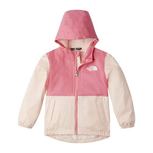The North Face Toddler Zipline Rain Jacket, Pearl Blush, 3T