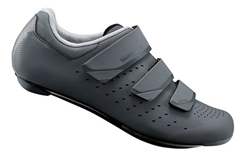 Shimano SH W RD RP2 T-37, Zapatillas de Ciclismo de Carretera para Mujer, Gris (Gris 000), 37 EU