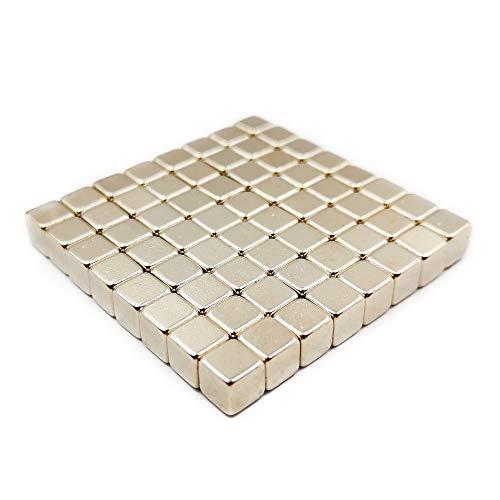 myHodo Anti Stress Stresskiller Magnetwürfel, vielseitiges Büro und Technik Gadget, Neodym Magnete extra stark 5mm, Prima Geschenk und Geschenkidee, magnetische Würfel für Magnettafel Magnetboard