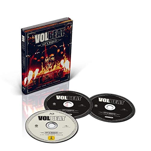 Lets Boogie! Live from Telia Parken (2cd+DVD)