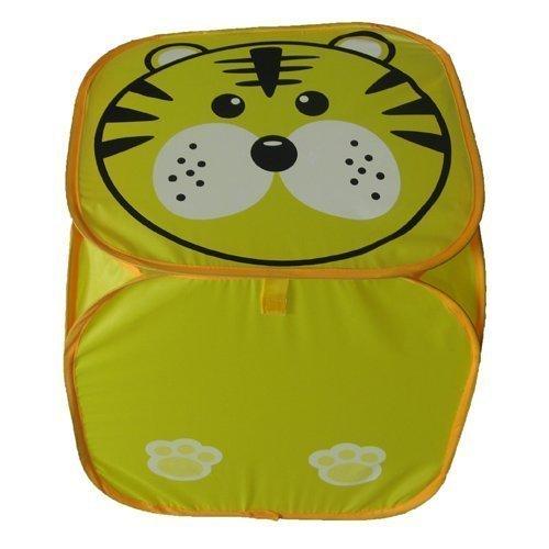 Design 7 Boîte à Jouets Lion Boîte de Rangement Coffre à Jouets Rangement Tonne Boîte à Jouets