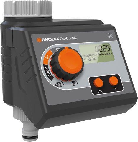 Gardena Bewässerungscomputer FlexControl:...