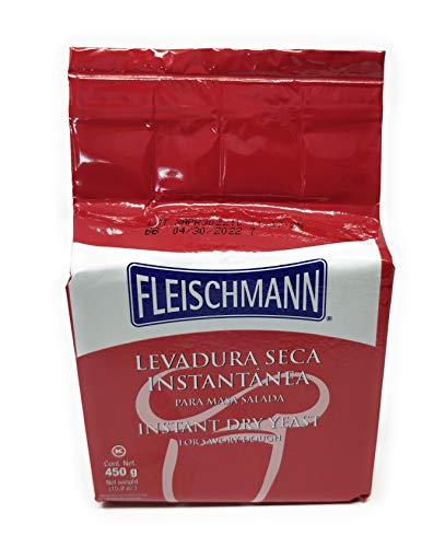 Fleischmann Instant Dry Yeast - for Savory Dough - 1 ct - 15.9 oz