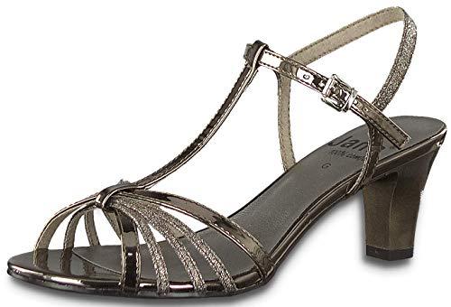 Jana Woms Sandals Größe 37 EU Mehrfarbig (Pewter)