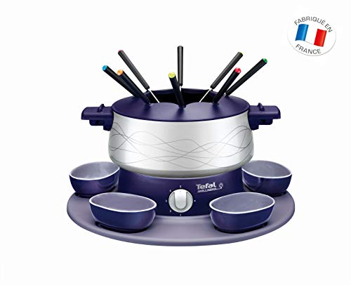 Tefal EF351412 Appareil  Fondue Simply Invents 8...