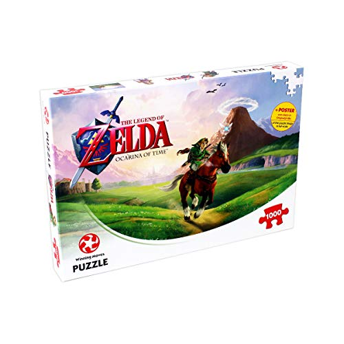 1000 piece puzzles zelda - 3