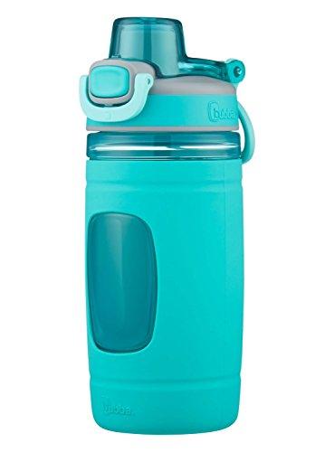 bubba Flo Water Bottle, Kids, 16 Ounce, Aqua