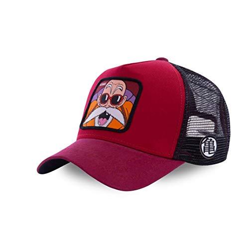 Capslab - Gorra de béisbol, de camionero, de Dragon Ball Z Kame...