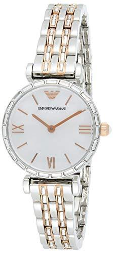 Emporio Armani Reloj Analógico para Mujer de Cuarzo AR11290