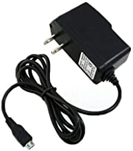 Wall Home AC Travel Micro USB Charger TMobile/MetroPCS LG Leon MS345 H345, G3 Stylus D690 D690N 5ft (byGalaxy)