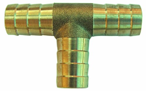 'Sirocco 05421750MS T Conector de Manguera de 90Grados, 1/2Pulgadas