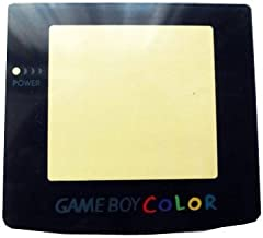 OSTENT Screen Protector Cover Replacement Compatible for Game Boy Color GBC Console Game Pack of 2