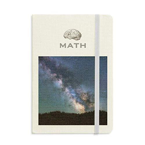 ライトブルーの暗黒星雲 クラシックノートブッククラシックジャーナル日記A 5