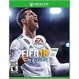 EA FIFA 18 for Xbox One rated E - Everyone