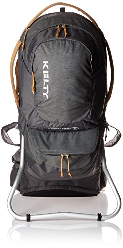 Kelty Journey Perfectfit Elite Child Carrier, Dark Shadow