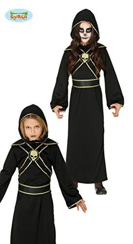 FIESTAS GUIRCA Disfraz Diablo místico Infantil niña Talla 5-6 años