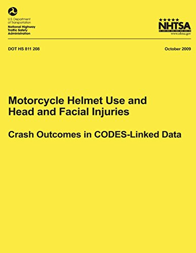 Motorcycle Helmet Use and Head and Facial Injuries: Crash Outcomes in CODES-Linked Data