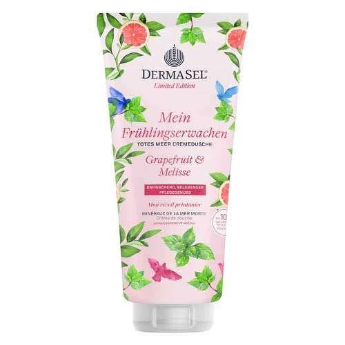 DERMASEL Dusche Frühlingserwachen lim.Edition 200 ml