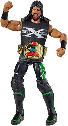 WWE - X-Pac - Figurine Deluxe - Miscelanea (Mattel CHP27)