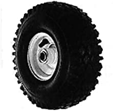 Oregon 72-728 Wheel Assembly, 410/350-4-Snapper