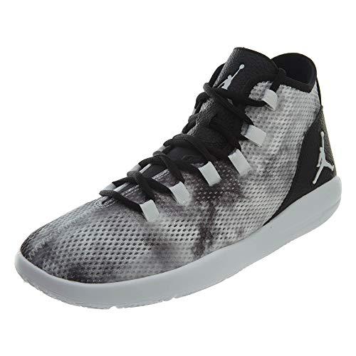 Nike Herren Jordan Reveal PREM Basketballschuhe, Black (Schwarz/Weiß-Infrarot-23), 44 EU
