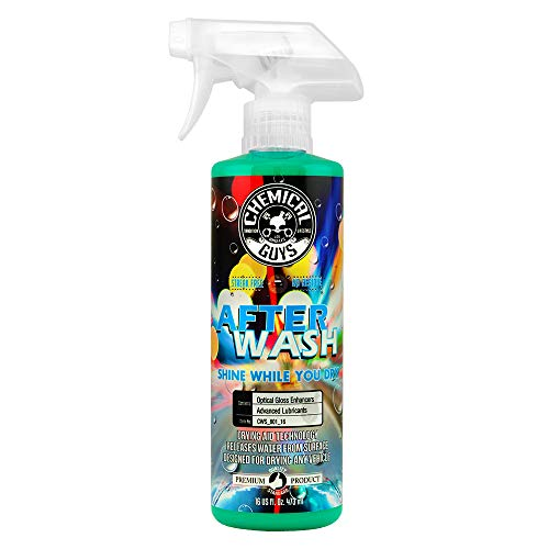 Chemical Guys CWS After Wash Sprayable Gloss Boosting Car Wash