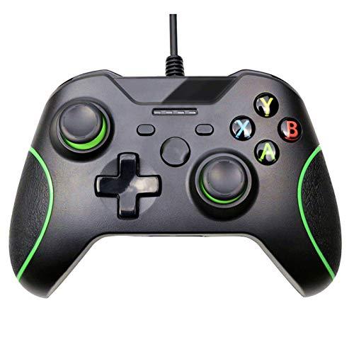QiChan Game Controller para Xbox One, Gamepad con Cable USB para PC...